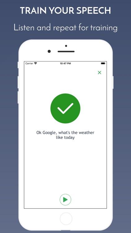 App for Home Mini for Google screenshot-4