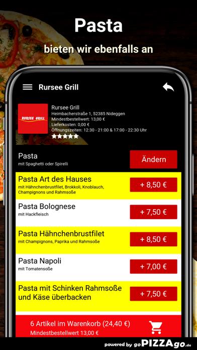 Rursee Grill Nideggen screenshot 6