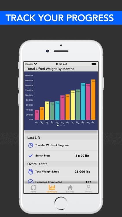 Fitzy: Best Workout App screenshot-4