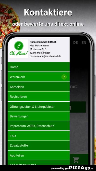 Oh Mom München screenshot 3