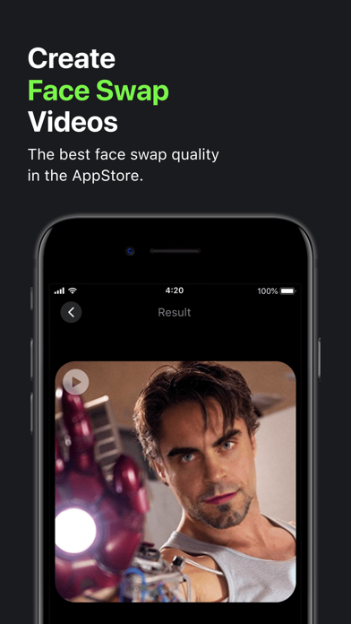 REFACE: face swap videos wiki review and how to guide