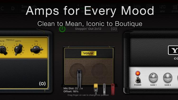 ToneStack PRO Guitar Amps & FX screenshot-4