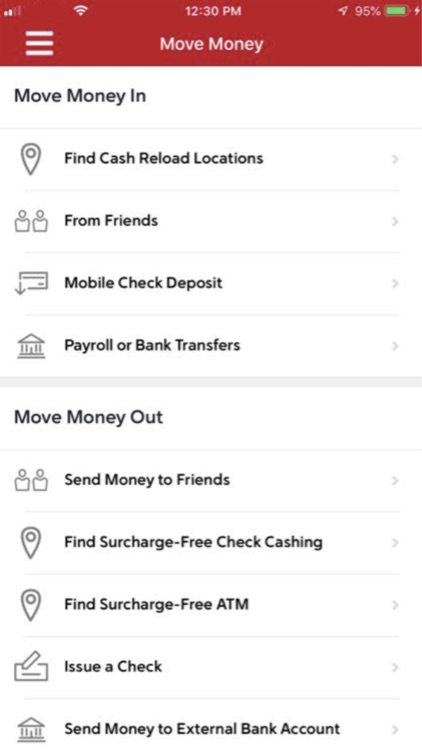 Money Network Mobile App screenshot-3