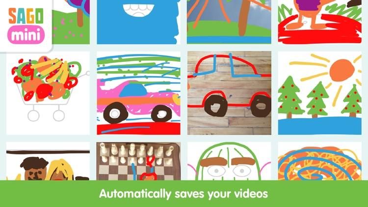 Sago Mini Doodlecast screenshot-3