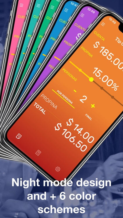 Tip Calculator & Bill Split screenshot-5