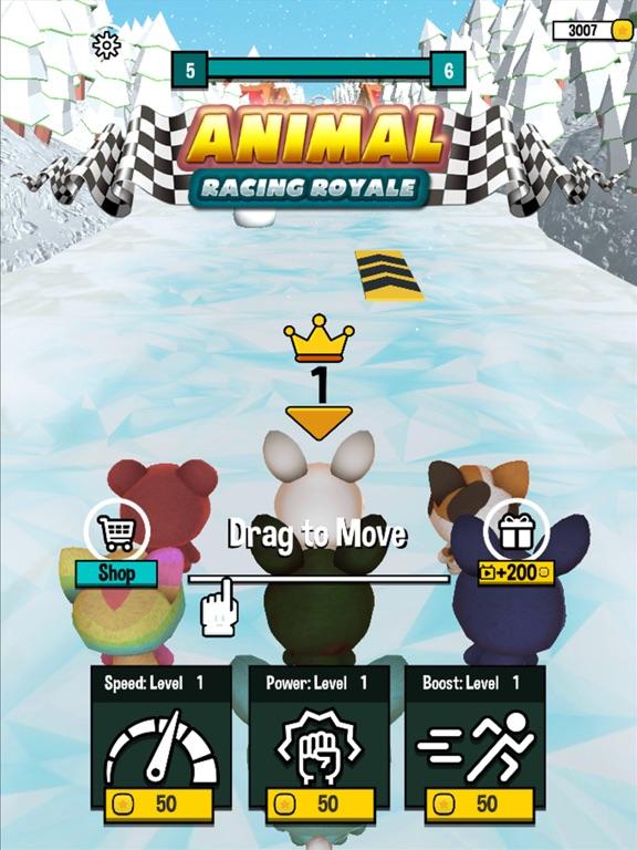 Animal Racing Royale screenshot 6