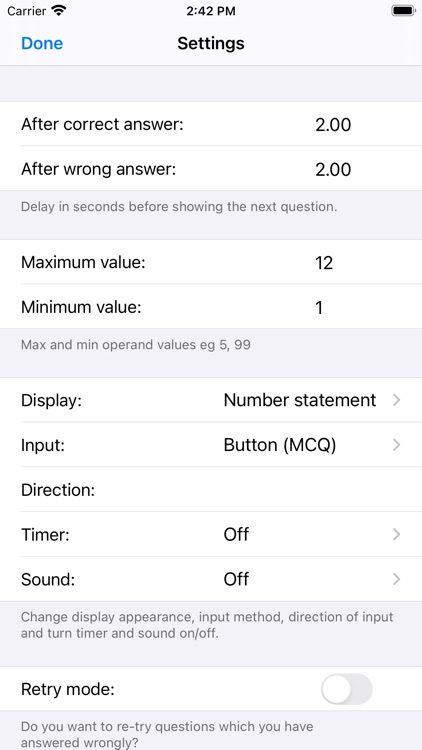 Basic Math Deluxe screenshot-4