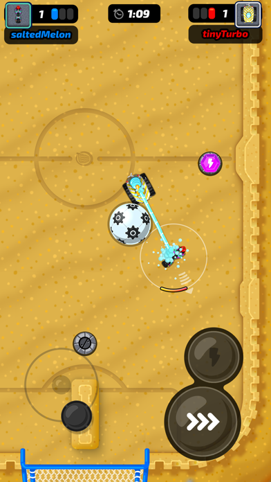 Motorball screenshot 3