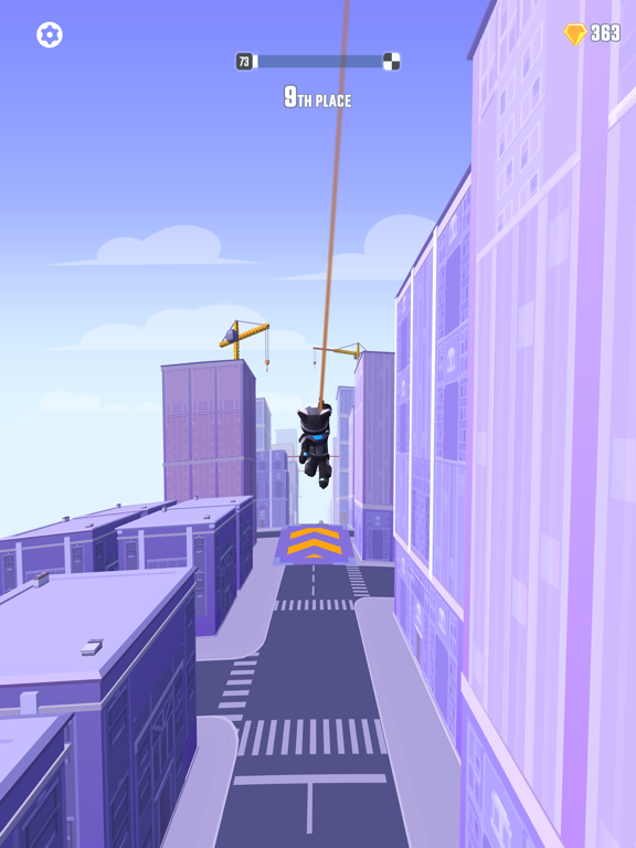 Swing Loops - Grapple Parkour screenshot 7