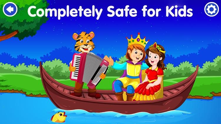 KidloLand Kids & Toddler Games screenshot-5