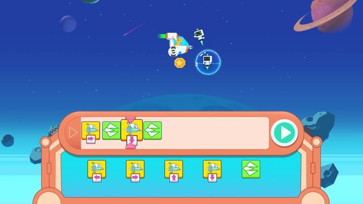 Dinosaur Coding games for kids screenshot-8