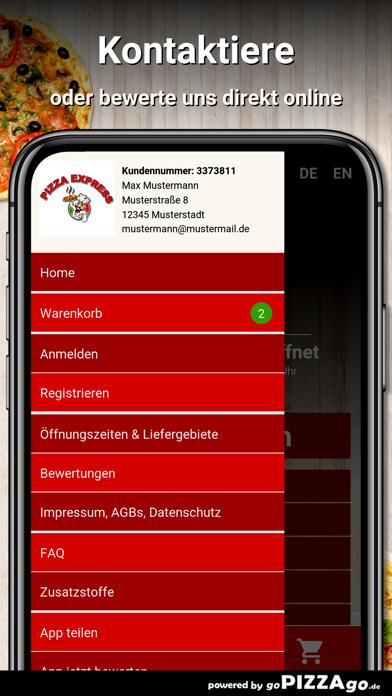 Pizza Express Dornburg screenshot 3