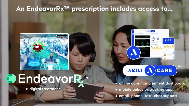 EndeavorRx™ - ADHD