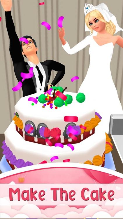 Wedding Rush 3D! screenshot-4