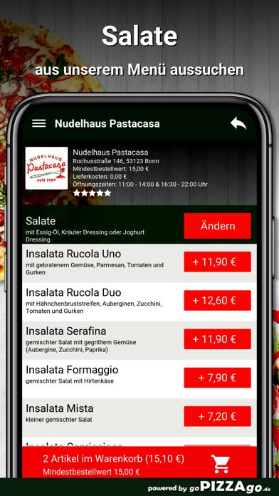 Nudelhaus Pastacasa Bonn screenshot 5