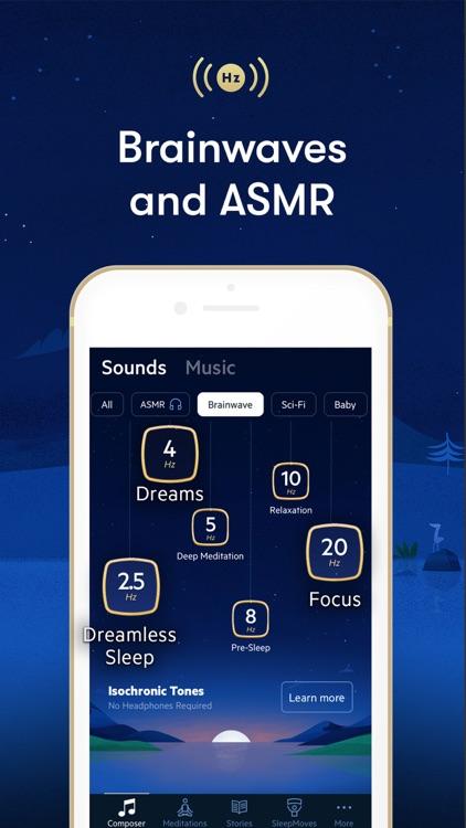 Relax Melodies: Sleep Sounds screenshot-4