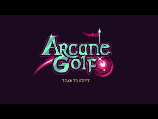 Arcane Golf screenshot 13