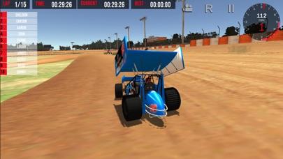 Outlaws - Sprint Car Racing 3のおすすめ画像6