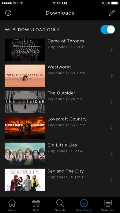 HBO Nordic på PC