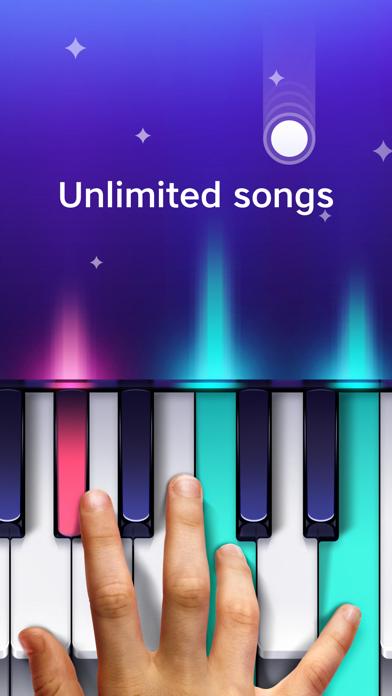 Piano app by Yokee Screenshot
