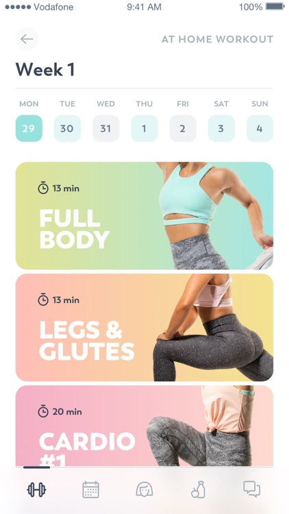 StrongHer - Workout For Women