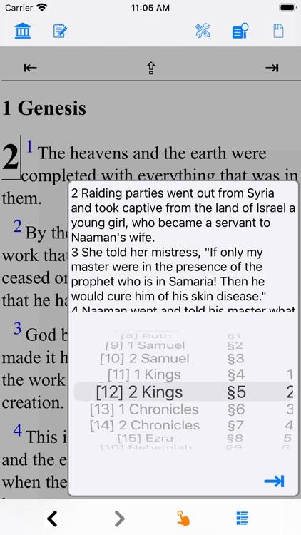 Bible (New English Translation screenshot-4