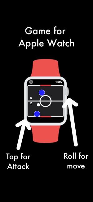 Air Hockey Wear - Watch Game