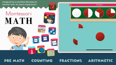 Montessori Math screenshot 1