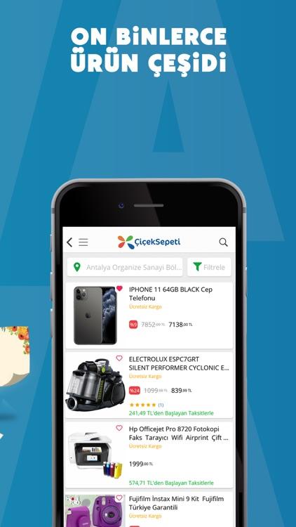 ÇiçekSepeti - Online Alışveriş screenshot-7