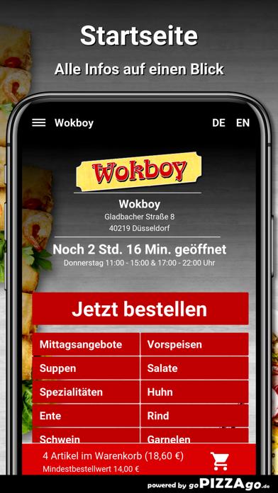 Wokboy Düsseldorf screenshot 1