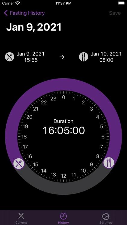 Fasting-Timer