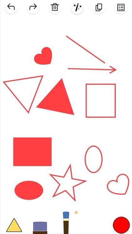 Sketch Tree - Art Drawing Pad screenshot-7