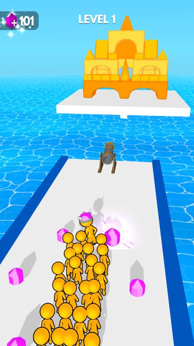 Crowd Battle 3D