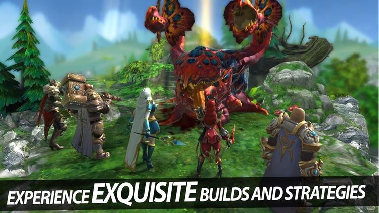 Heroes Forge: Battlegrounds screenshot-8