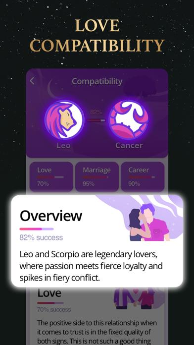 Astroline: The Daily Horoscope Screenshot