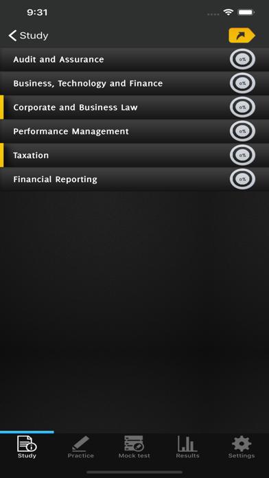 ACCA Exam Revision Prep screenshot 3