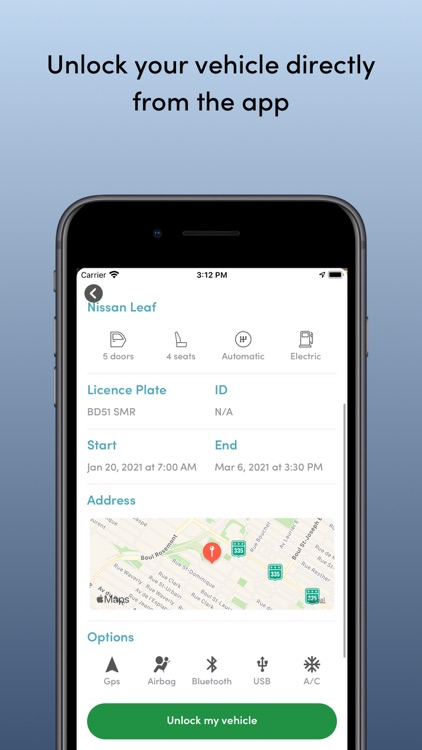 GO-EV Car Share screenshot-4