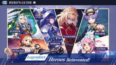 Goddess of Genesis S Screenshot on iOS