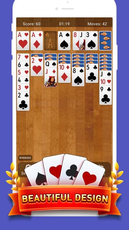 Solitare Classic Card Games screenshot-3