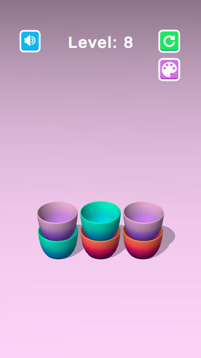 カラーソートパズル : Color Sort Puzzle紹介画像7