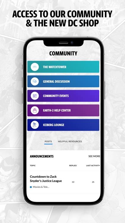 DC UNIVERSE INFINITE screenshot-6