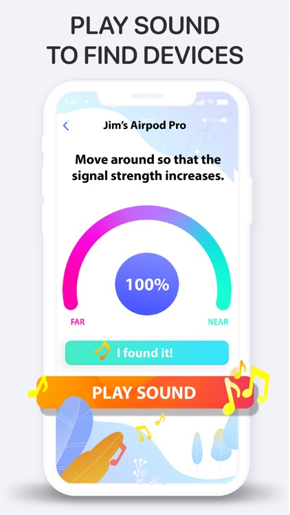 Air Finder: Find My Airpod screenshot-6