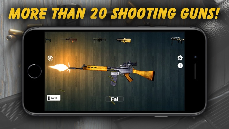 Real Gunshot Simulation Pro