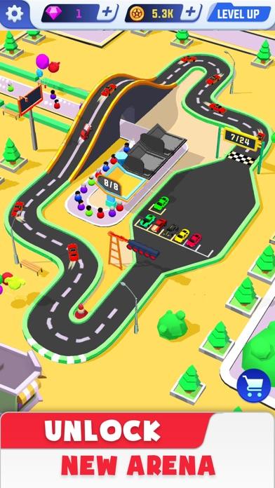 Racing Master: Idle Car Tycoon screenshot 2