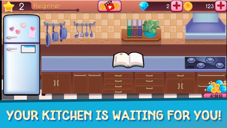 Cookbook Master: Food Games screenshot-4