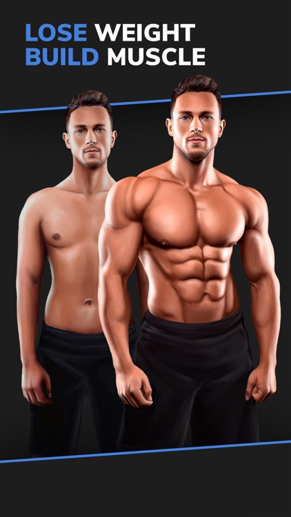 Workouts For Men: Gym & Home