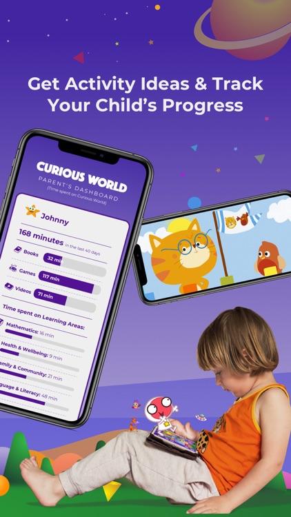 Curious World: Games for Kids screenshot-4