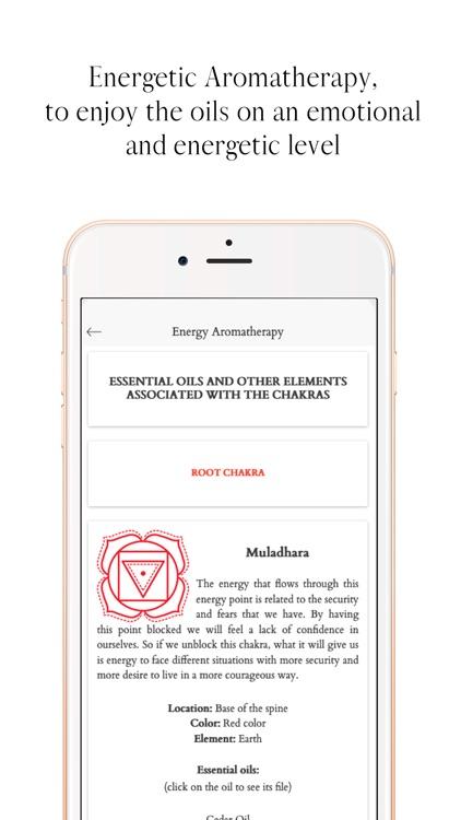 Aromatherapy - Body and Mind screenshot-6