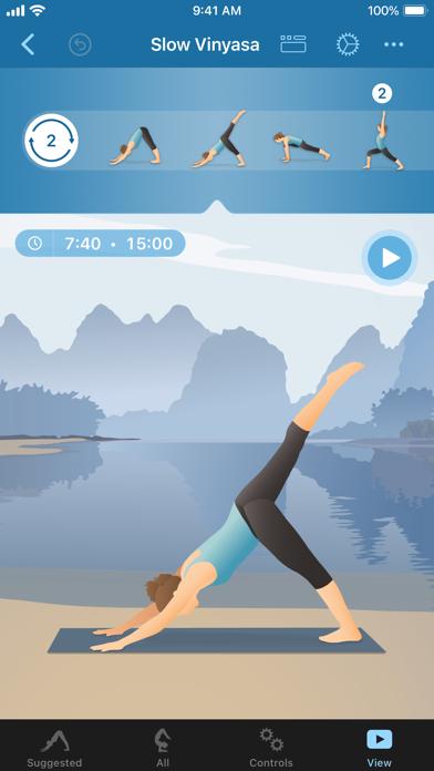 Screenshot #3 pour Pocket Yoga Teacher