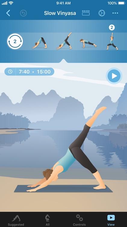 Pocket Yoga Teacher screenshot-2